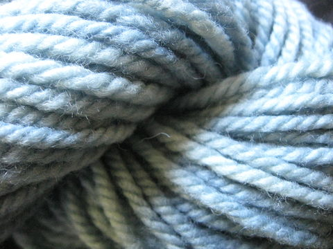 Indigo,Natural,Dyed,Wool,Yarn,,,Tin,Mordant,wool , natural dyed , indigo, natural dyed yarn, indigo dyed yarn, wool yarn , blue yarn, indigo yarn,knitting yarn,crochet yarn, weaving yarn,3 ply yarn , BrushCreekWoolWorks, Brush Creek Wool Works