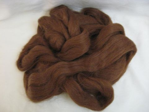 Red,Brown,Alpaca,Top,alpaca ,alpaca roving, alpaca fiber, spinning fiber, spinning alpaca, red brown alpaca , Vicugna pacos, camelid,natural color alpaca, alpaca wool, brown alpaca wool, red alpaca wool,  BrushCreekWoolWorks, Brush Creek Wool Works