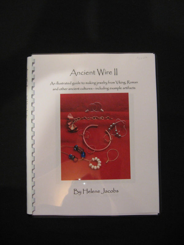 Ancient Wire II written by Helene Jacobs - product images  of