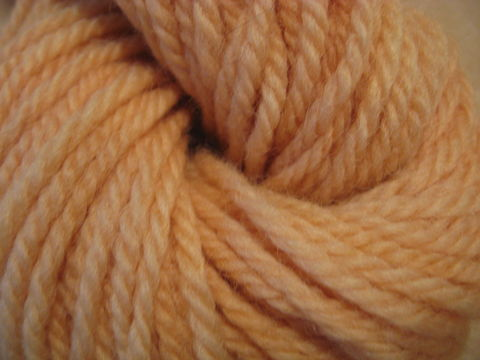 Natural,Dyed,Wool,Yarn,,Onion,Skins,,Alum,yarn ,wool,wool yarn,natural dyed yarn, onion skin dyed yarn , peach yarn , natural dyed , 3 ply yarn , 3 ply wool yarn, knitting yarn , crochet yarn, weaving yarn , BrushCreekWoolWorks, Brush Creek Wool Works