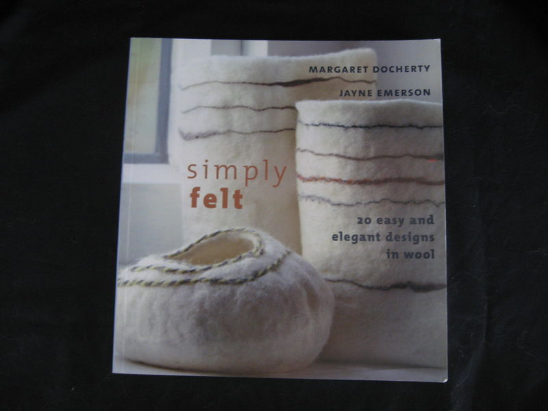 Simply Felt by Margaret Docherty and Jayne Emerson - product images  of