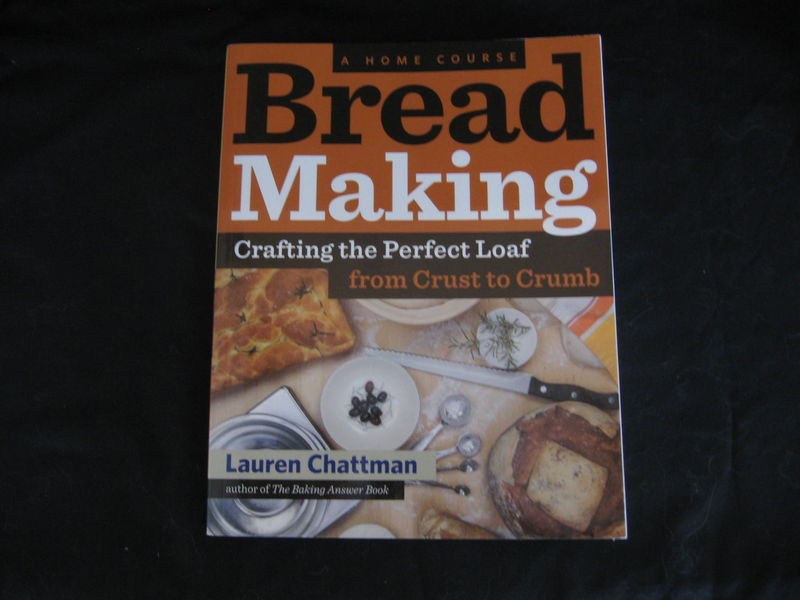 Bread Making by Lauren Chattman - product images  of