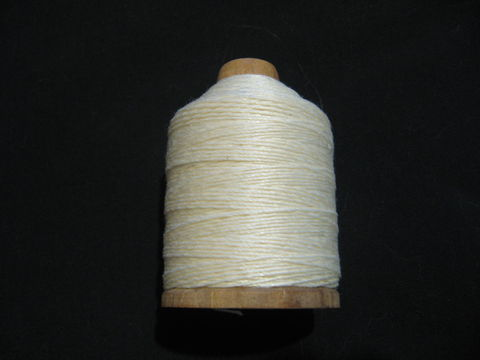 Bleached,Linen,Cord,on,Spool,,3,ply,linen, linen thread,yarn, cord, linen yarn, linen cord, bleached linen, flax, flax yarn, bleached flax, BrushCreekWool Works, Brush Creek Wool Works