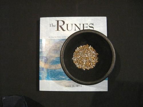 Pagan Magic Silver and  Gold Incense - product images  of