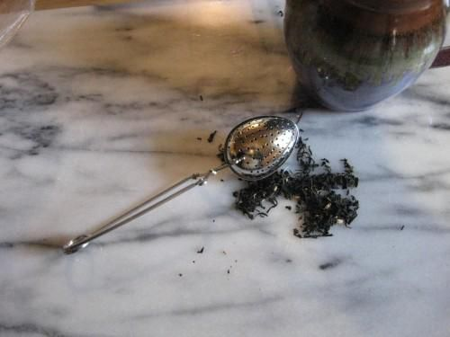 Stainless Steel Spoon Tea Infuser - product images  of