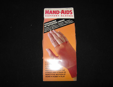 Hand-Aids,Crafters,Support,Gloves,hand aids, Gloves, support, medical, knitting, crochet, craft, support gloves, BrushCreekWoolWorks, Brush Creek Wool Works
