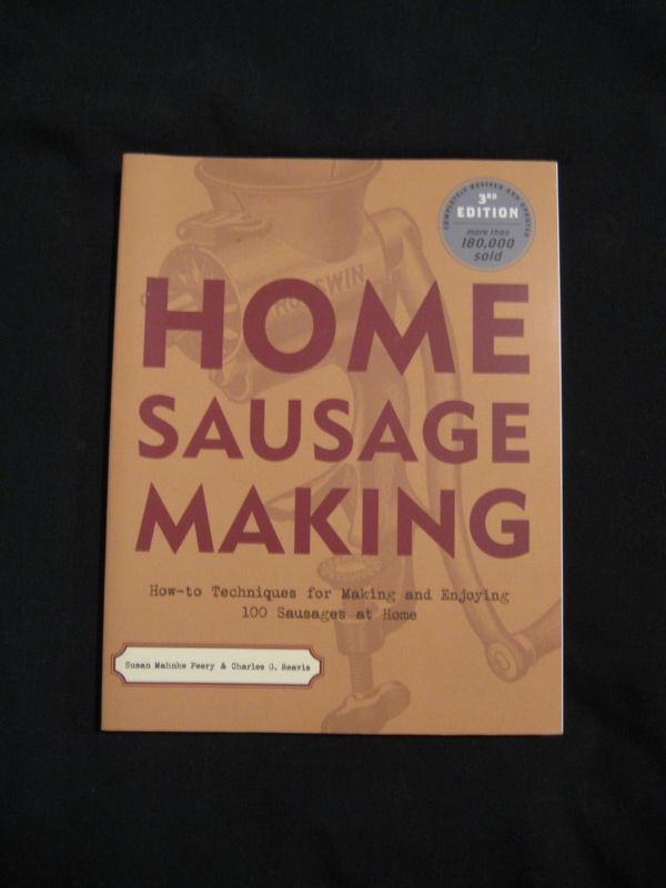 Home Sausage Making written by Susan Mahnke Peery  & Charles G. Reavis - product images  of
