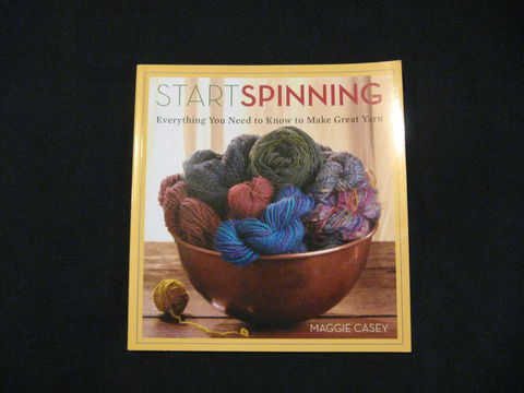 Start,Spinning,written,by,Maggie,Casey,book ,spinning ,spinning book ,beginning spinning ,Maggie Casey, Start Spinning, spindle spinning, spinning wheel, yarn making, yarn spinning,handspinning, wool spinning, BrushCreekWoolWorks, Brush Creek Wool Works