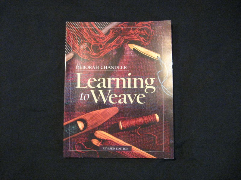 Learning to Weave  written by Deborah Chandler - product images  of