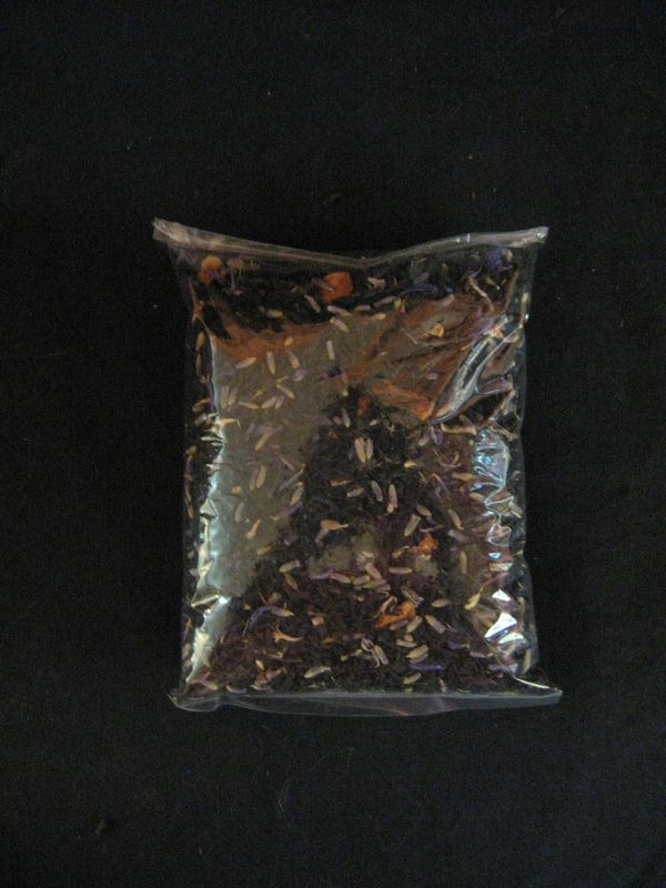 Earl Grey Lavender Loose Black Tea, Camellia sinensis - product images  of