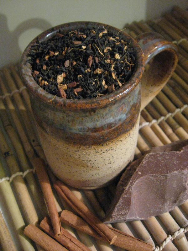 Chocolate Chai Loose Black Tea, Camellia sinensis - product images  of