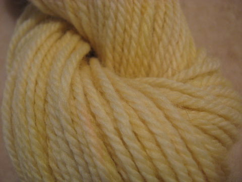 Weld,Natural,Dyed,Wool,Yarn,,Alum,Mordant,wool, natural dyed , hand dyed , weld yarn, yellow yarn, natural dyed yarn, wool yarn , 3 ply yarn , 3 ply wool yarn, weld dyed yarn , yellow wool yarn, yarn, BrushCreekWoolWorks, Brush Creek Wool Works