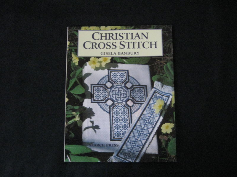 Christian Cross Stitch written by Gisela Banbury - product images  of