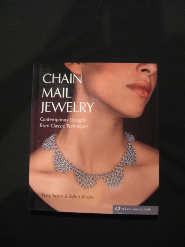 Chain Mail Jewelry by Terry Taylor and Dylon Whyte - product images  of