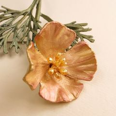California Poppy Pin - product images 2 of 7