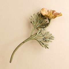 California Poppy Pin - product images 3 of 7
