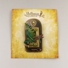 Mullanium Green House Pin - product images 5 of 5