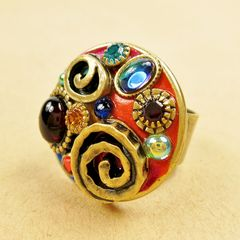 Michal Golan - Confetti Round Ring - product images 2 of 4
