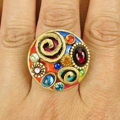 Michal Golan - Confetti Round Ring - product images 4 of 4