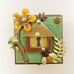 Mullanium Wish Box - House - product images 1 of 4