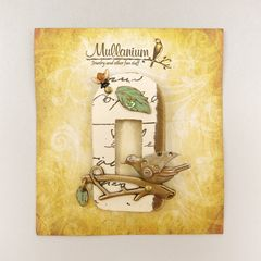 Mullanium - Bird with Frame Pin - product images 4 of 5