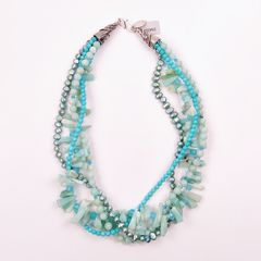Echo of the Dreamer Multistrand Bead Necklace - product images 2 of 9