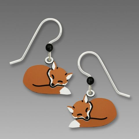 Sienna,Sky,Earrings,-,Sleeping,Fox,Sienna Sky Earrings, Adajio earrings Sienna Sky, Sienna Sky Colorado