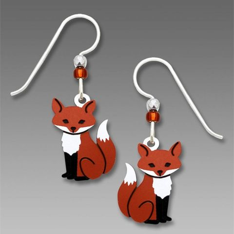 Sienna,Sky,Earrings,-,Sitting,Fox,Sienna Sky Earrings, Adajio earrings Sienna Sky, Sienna Sky Colorado