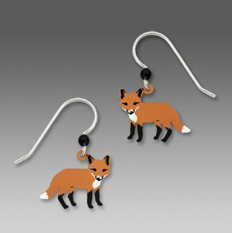 Sienna,Sky,Earrings,-,Red,Fox,Sienna Sky Earrings, Adajio earrings Sienna Sky, Sienna Sky Colorado
