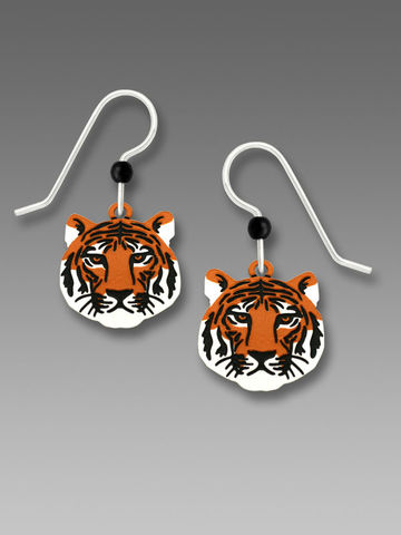 Sienna,Sky,Earrings,-,Tiger,Face,Sienna Sky Earrings, Sienna Sky Earrings Tiger Face, Sienna Sky 1846