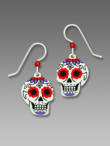Sienna,Sky,Earrings,-,Sugar,Skull,Sienna Sky Earrings, Sienna Sky Earrings Sugar Skull, Sienna Sky 1767