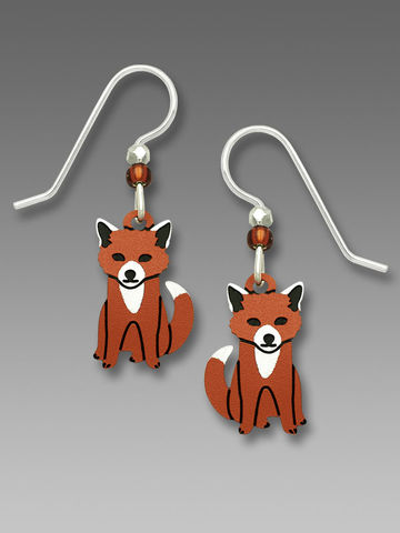 Sienna,Sky,Earrings,-,Sitting,Fox,Sienna Sky Earrings, Sienna Sky Earrings Sitting Fox, Sienna Sky 1837