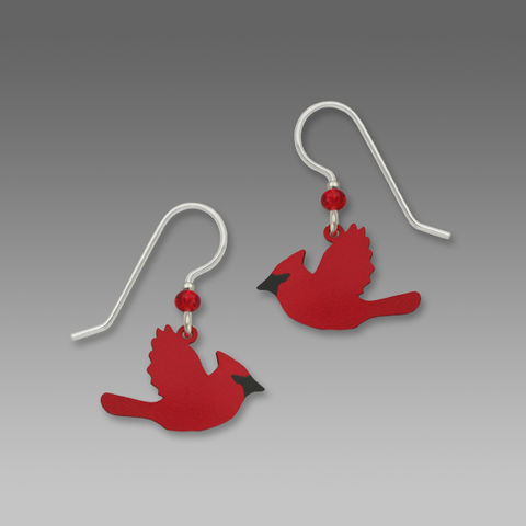 Sienna,Sky,Earrings,-,Flying,Cardinal,Sienna Sky Earrings, Sienna Sky Colorado, Sienna Sky Earrings Flying Cardinal, Sienna Sky 1381