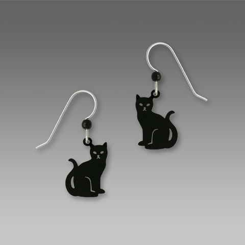 Sienna,Sky,Earrings,-,Niki,the,Black,Cat,Sienna Sky Earrings, Sienna Sky Niki the Black Cat Earrings, Sienna Sky 1588