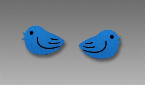 Sienna,Sky,Earrings,-,Blue,Bird,Studs,Sienna Sky Earrings, Sienna Sky Earrings Blue Bird Studs, Sienna Sky 1873