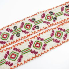 Jenny Krauss Felted Mexican Ramitas Belt - product images 6 of 8