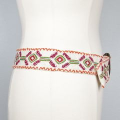Jenny Krauss Felted Mexican Ramitas Belt - product images 2 of 8