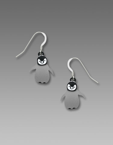 Sienna,Sky,Earrings,-,Baby,Penguin,Sienna Sky Earrings, Sienna Sky Earrings Baby Penguin, Sienna Sky 1910