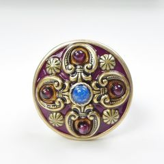 Michal Golan - Lazuli Cocktail Ring - product images  of