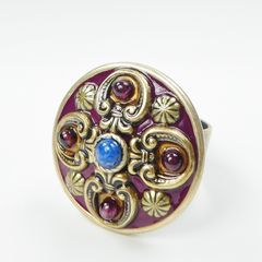 Michal Golan - Lazuli Cocktail Ring - product images 2 of 6