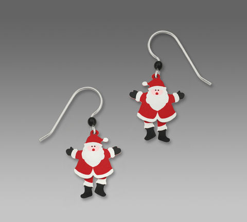 262febdd3e173 Sienna Sky Earrings - Santa in Sleigh - TALICH
