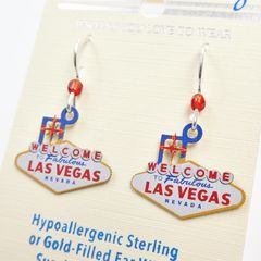 Sienna Sky Earrings - Welcome to Vegas - product images 3 of 4