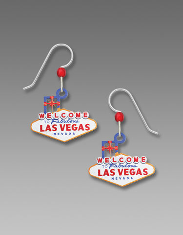 Sienna,Sky,Earrings,-,Welcome,to,Vegas,Sienna Sky Earrings,  Sienna Sky Welcome to Vegas Earrings, Sienna Sky 1962