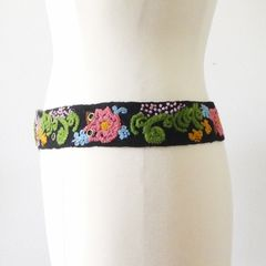Jenny Krauss Chrysanthemum Belt - product images 4 of 11