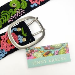 Jenny Krauss Chrysanthemum Belt - product images 9 of 11