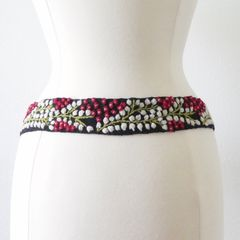 Jenny Krauss Leaves on Vines Belt - product images 3 of 10