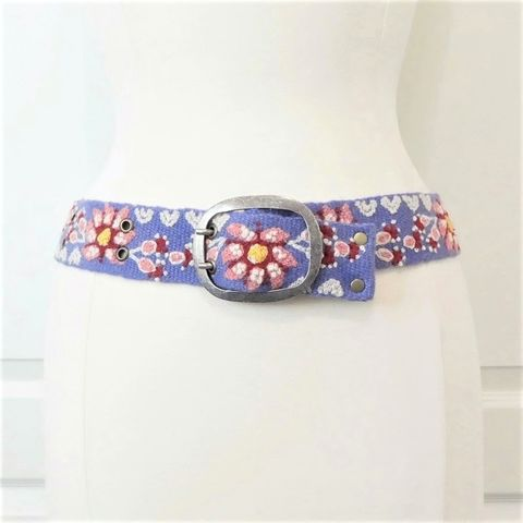 Jenny,Krauss,Velero,Belt,Jenny Krauss Velero Belt, jenny krauss embroidered peruvian belt, Jenny Krauss wool embroidered belt